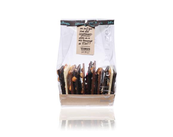 Ochutnejte všechny druhy Ecorses namíchaných v pěkném balení o hmotnosti 290 g. Najdete tu svou oblíbenou.