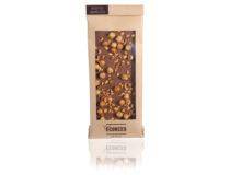 Kombinace lahodné mléčné čokolády a výborných lískových oříšků nezklame nikoho. Jedinečná.