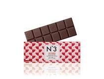 Originální a intenzivní chuť kakaa z oblasti Karibiku , čokoláda s lehce ovocnou a kořeněnou chutí , vyznačuje se krémovou texturou.