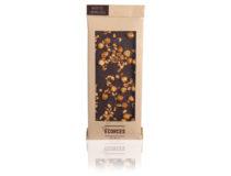Hořká čokoláda s obsahem 70 % kakové sušiny a ta nejlepší zkaramelizovaná lísková jádra. Vynikající kombinace.