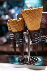 Zmrzlina cones