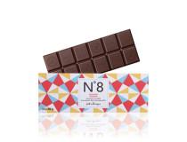 N°8 Ekvádor hořká čokoláda 80 % kakaa