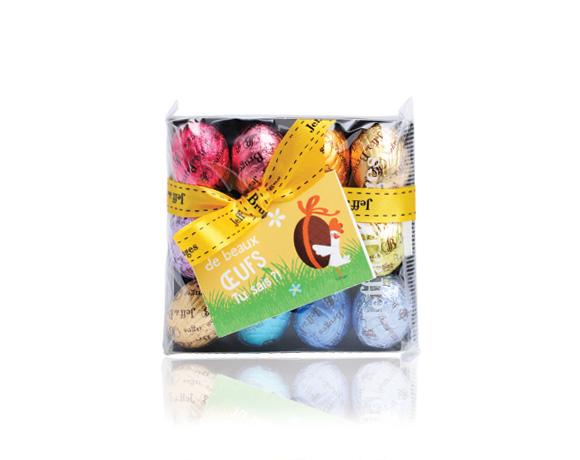 Objevte naše báječné velikonoční receptury skrývající se v roztomilých čokoládových